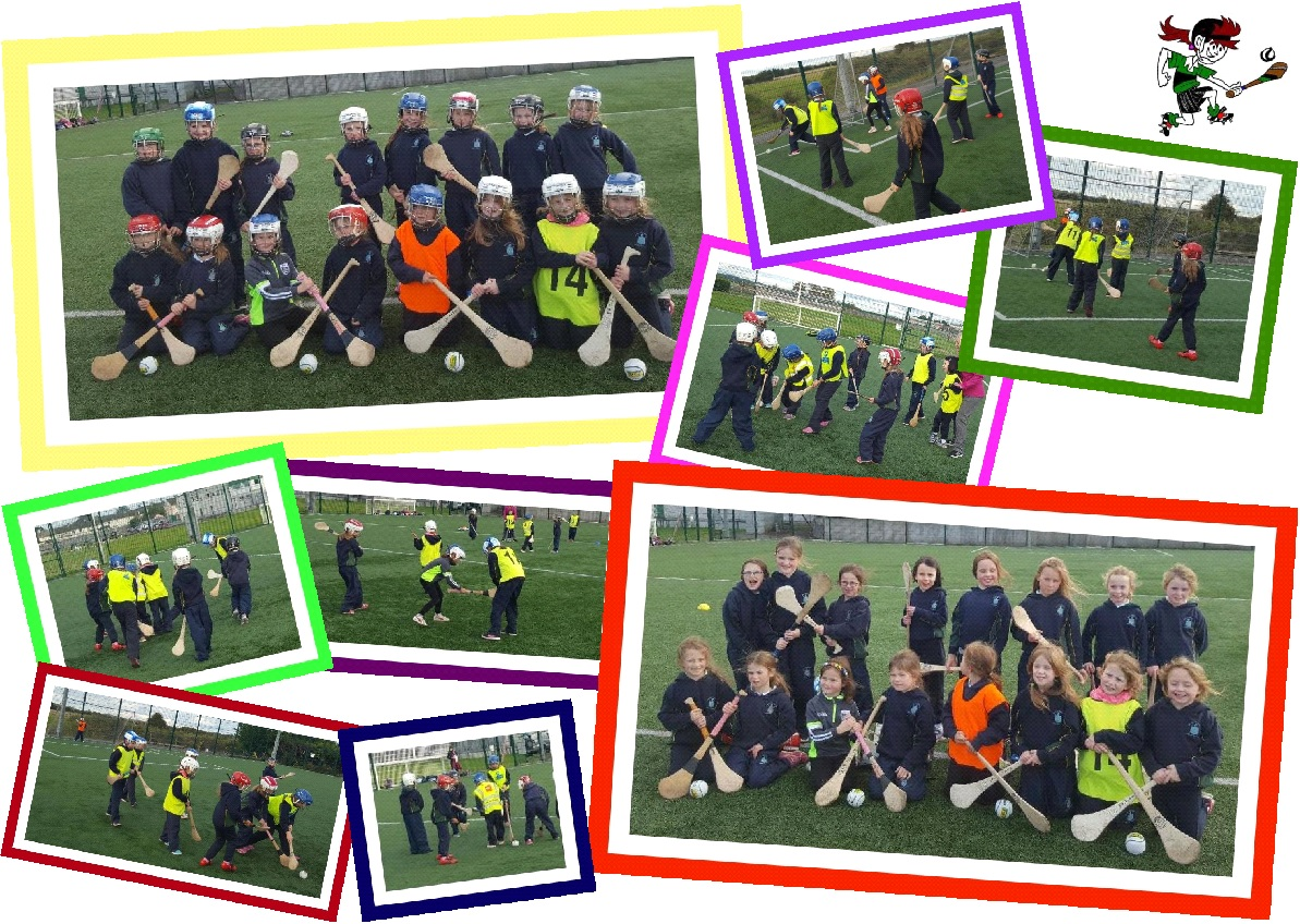 camogie training for beginners