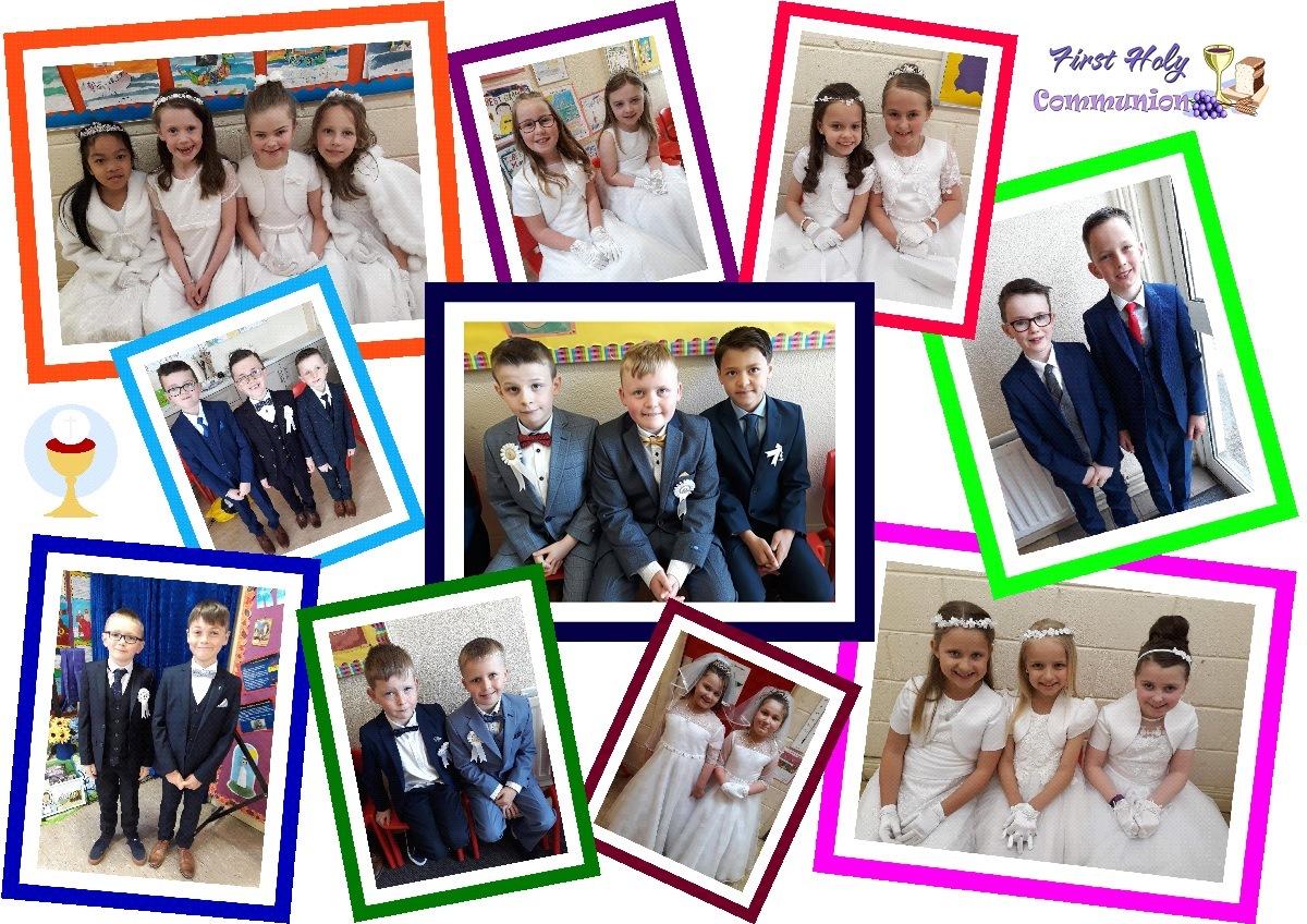 party time - communion 2019